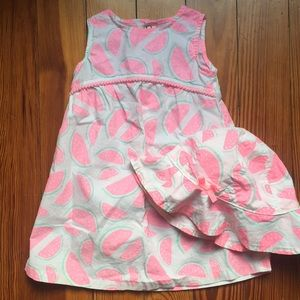 Other - Carters dress and hat